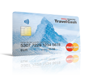 Carte Swiss Bankers Travel Cash