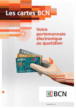Vignette brochure Les cartes BCN