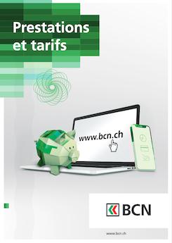 Vignette brochure Prestations et tarifs