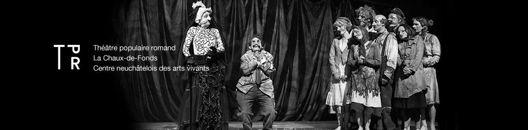 TPR - Antoine et Cléopâtre (théâtre)